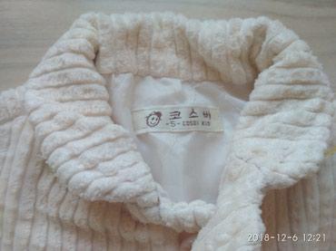 Курточка или пиджак, ткань вильвет . до 5 лет. состояние идеальное. в Бишкек
