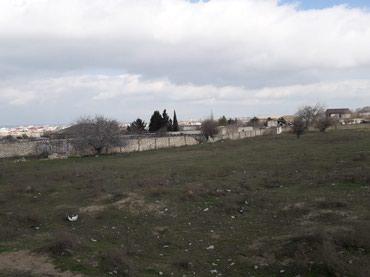 Bakı şəhərində Nardaran bağları əsas yoldan 500 m.məsafədə olan 12 sot torpaq