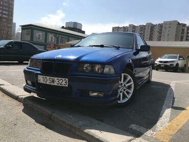 10618 elan: BMW 320 2 l. 1995 | 160000 km