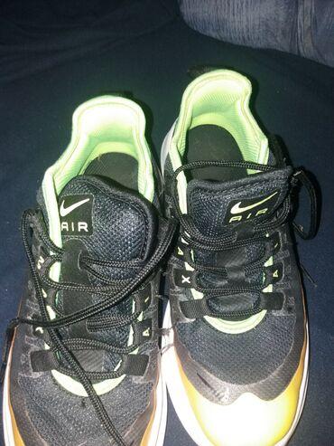 Nike patike - Srbija: Odlicno ocuvane Air max decije patike(jako malo nosene)bez