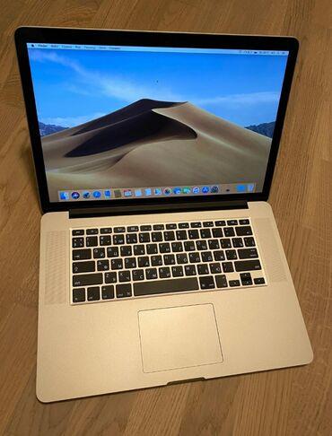 Apple Macbook Pro 15'Mid 2015 RetinaВ самой полной комплектации для