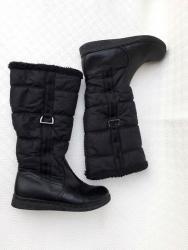 Cizme- broj 36. Jako tople cizme idealne za hladne dane. Broj 36