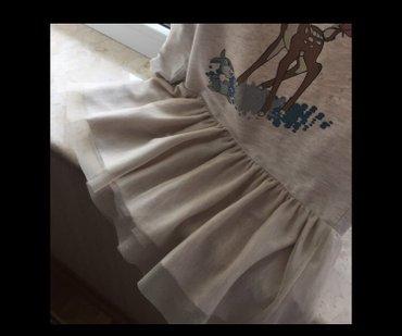 Bakı şəhərində платье, состояние отличное, на 6/8 лет, h&m
