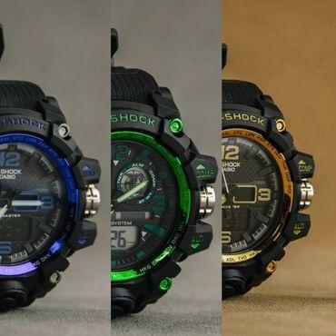 липотрим как отличить подделку в Кыргызстан: Часы G-ShockСпортивные часыКопия премиум качества.От оригинала не
