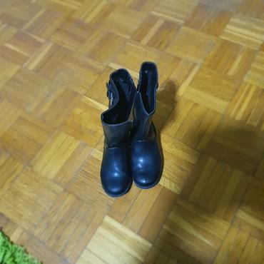 Dečija odeća i obuća - Majdanpek: Cup cake zenske cizme br.26,kao nove bez ostecenja