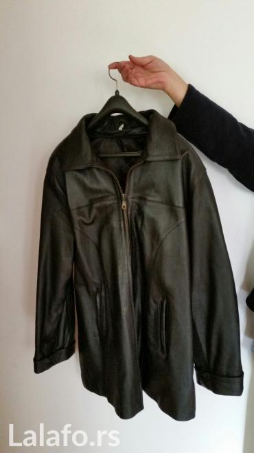 Zenska kozna jakna, velicina xl, malo nosena - Nis