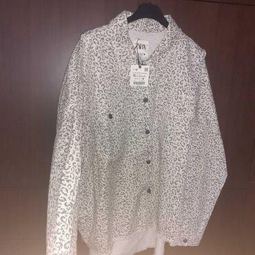 Ženska odeća   Smederevska Palanka: Zara oversize jaknica  NOVA  Moze od velicine M do XL   Svaki dogovor