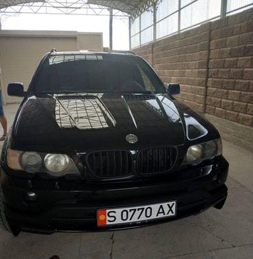 x5 в Кыргызстан: BMW X5 4 л. 2002