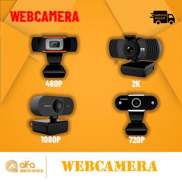 Foto və videokameralar - Azərbaycan: WebcamAlfa Electronics olaraq sizə keyfiyyətli Hər göstəricidə