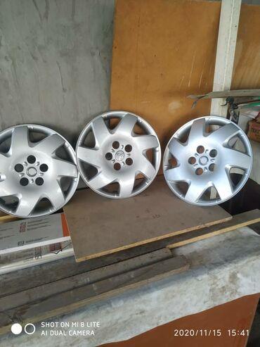 железные диски r15 в Кыргызстан: Колпаки R15 3 штуки