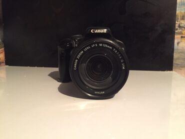 Canon 600D объектив 18-135mm