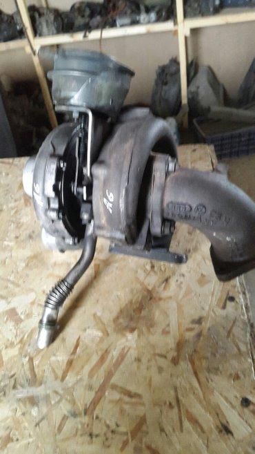 турбина А 6 дизель т,д ,i 2,5 обем в Кант