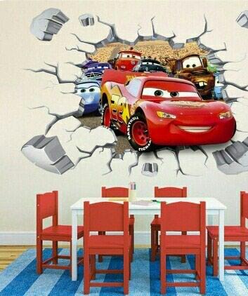 Роспись на стенах в детских комнатах и в Бишкек