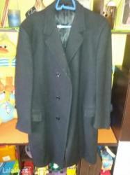 Muška odeća | Zagubica: Muski kaput. Odlican tezak i topao,lepi detalji,velicina odgovara ko
