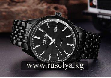 Мужские классические Часы Сurren в Бишкек - фото 8