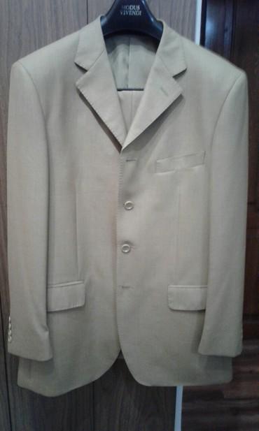 Длинная белая футболка мужская - Кыргызстан: Костюмы L