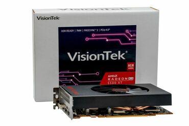 8 компьютеров в Кыргызстан: RX 5500XT 8GB НОВАЯ в упаковкеVisionTek Radeon RX 5500XT 8GB