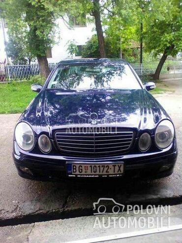 Mercedes-Benz E 220 2.2 l. 2003 | 350000 km