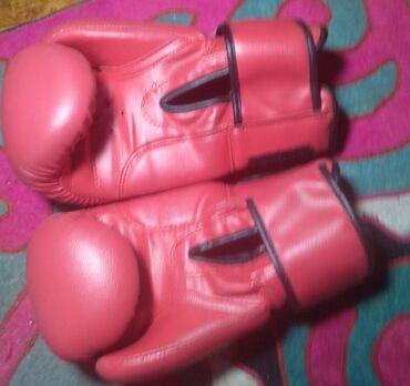 боксерские-перчатки-на-заказ в Кыргызстан: Боксерские перчатки 4-й размер