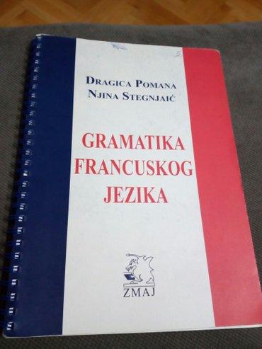 Gramatika francuskog jezika - Nis