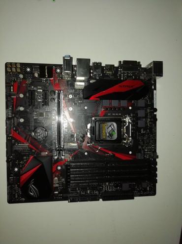 Μητρική κάρτα Gaming Strix B250G σε Prosotsani