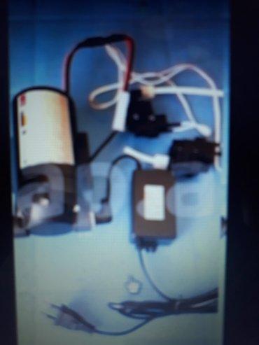 блок питания для сигнализации в Азербайджан: Комплект насоса для фильтра обратного осмоса. В комплект входит