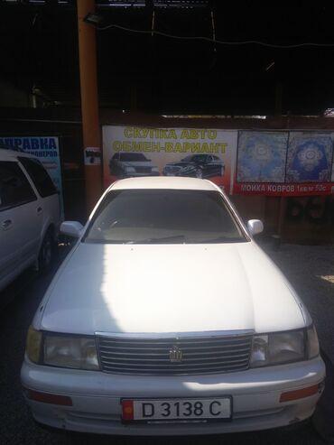 Toyota Crown 2.5 л. 1994 | 123633 км