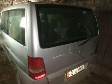 Mercedes-Benz - Тип кузова: Минивэн - Сокулук: Mercedes-Benz Vito 2.3 л. 1998 | 350000 км