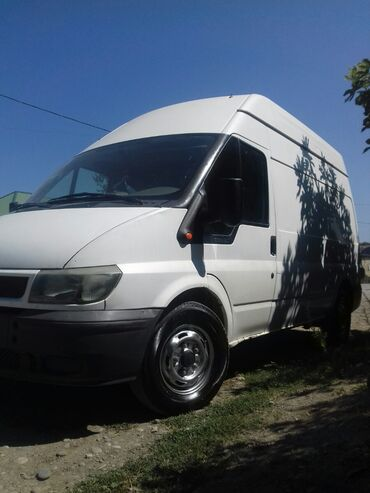 48 elan | NƏQLIYYAT: Ford Transit 2 l. 2001 | 187000 km
