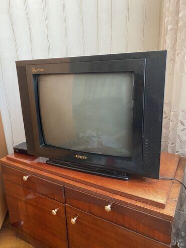 Продаю телевизор. Рабочий, цветной.Самовывоз г. Кант