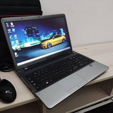 Электроника - Кара-Балта: Ноутбук Samsung.4х ядерный,состояние идеальное.все