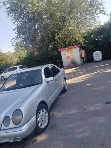 Mercedes-Benz в Кыргызстан: Mercedes-Benz E 220 2.2 л. 1999