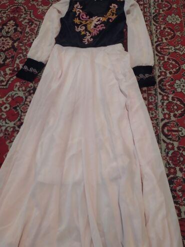 Платье в национальном стиле