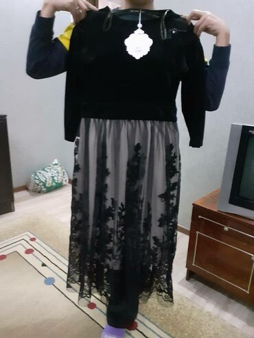 Новое платье на вечер, 46-48 размера