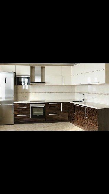 царапины на кухонной мебели в Кыргызстан: Кухонная мебель не дорого на заказ