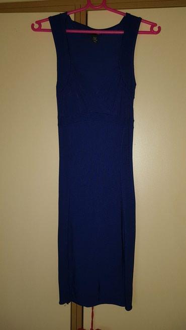 Herve Leger haljina, ali je materijal drugaciji, ima elastina, - Novi Sad