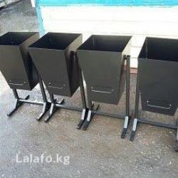 Урны для мусора на заказ, ул Алматинская 432 в Бишкек