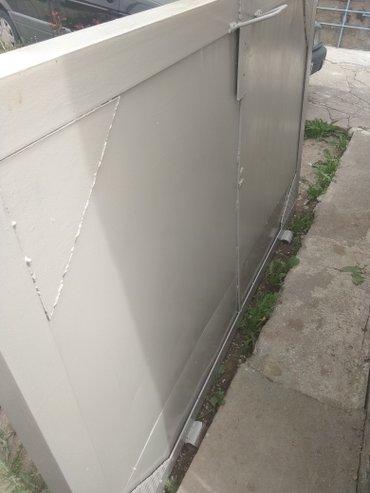 Продаю ворота для гаража,сто, в Кемин