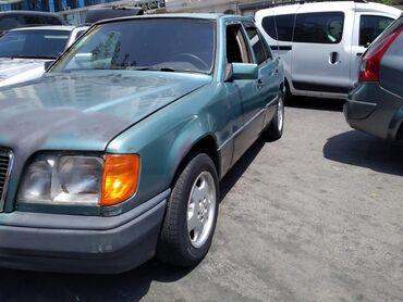 Mercedes-Benz Azərbaycanda: Mercedes-Benz E 230 2.3 l. 1987 | 500000 km