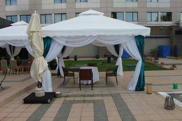 Сдаю в аренду шатры. сделайте свое в Бишкек