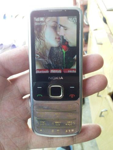 Nokia Şəkida: Nokia 6700 işləkdi telefondlar 2 dənədi birinin səsi batıb biri sazz