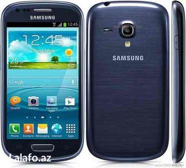 Elektronika Ağsuda: Samsung galaxy s3 mini telefon özümündür 1 yerinde problem var