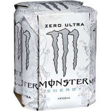 Monster Energy Zero Ultra, Sugar Free Energy Drink, σε Neo Karlovasi