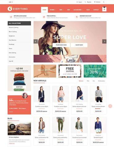 Сайты, интернет магазины и маркетплейс любой сложности за короткие