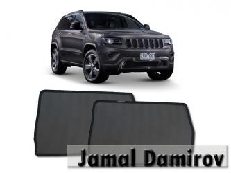 Bakı şəhərində Jeep grand cherokee üçün yan pərdələr. 25-30 azn Боковые шторки для
