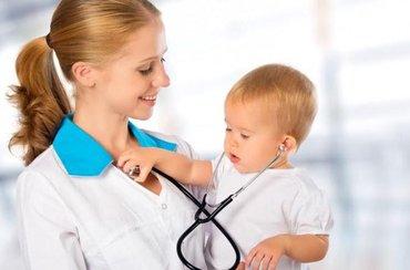 Частному медицинскому центру срочно нужен врач педиатр с опытом в Бишкек