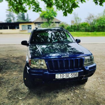 Jeep Azərbaycanda: Jeep Grand Cherokee 4 l. 1999 | 200000 km