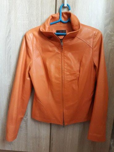 Rasprodaja!!! Potpuno nova kozna jakna. Odgovara velicini m. Sa - Topola