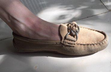 Καστόρινα σουεντ παπουτσια Keds με μεταλική λεπτομερια και λαστηχενια  σε Υπόλοιπο Αττικής - εικόνες 2