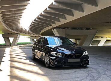 BMW - Azərbaycan: BMW 5 series 2 l. 2011   280000 km